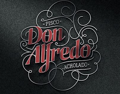 Pisco Don Alfredo