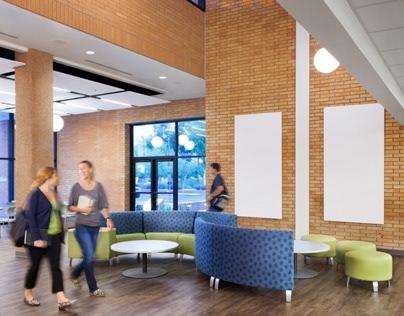Mesa Center for Higher Education, Architekton