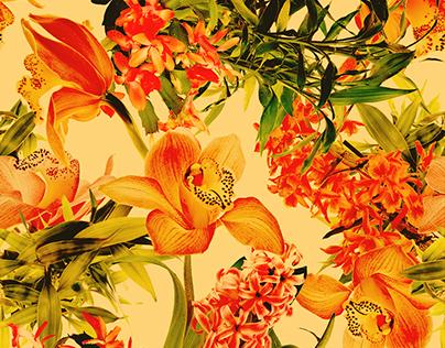 FLOWER / pattern