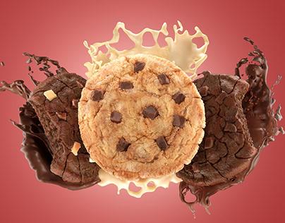 Pronto Soft Cookies (3D)