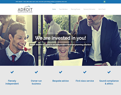 Adroit Wealth and Investments