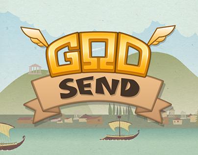 God Send UI and Concepts
