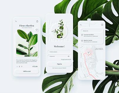 FlowerUp - delivery app