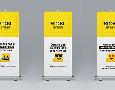 Enter Brasil   Redesign