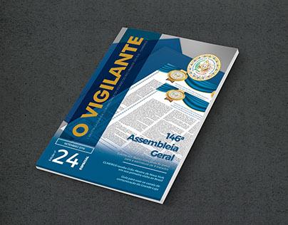 Revista O Vigilante   GLMERGS