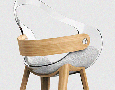 SWAN Office/Living Room Chair