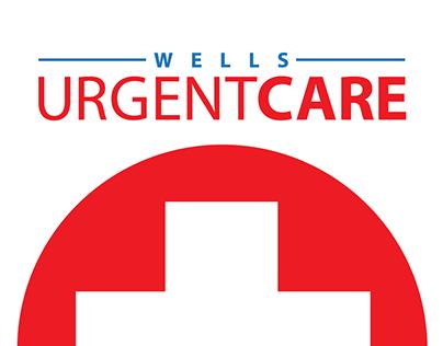 Re-Branding : Wells Urgent Care