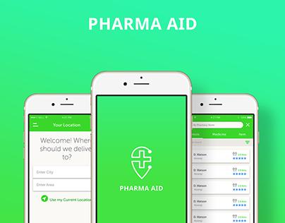 Pharma Aid UI