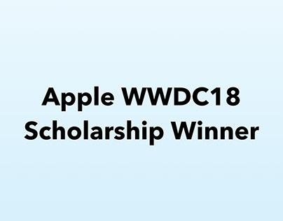 Diverse Unity - Apple WWDC18 Scholarship Winner