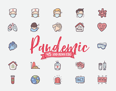 Pandemic Icons - FREE
