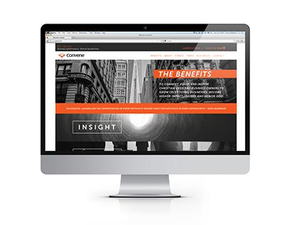 Convene Website