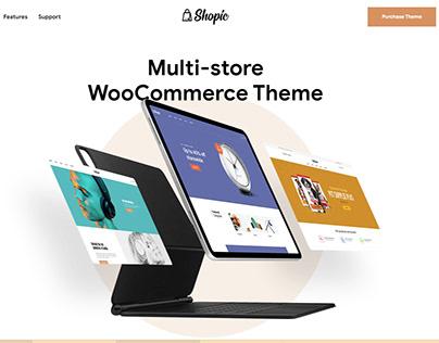 Shopic Multipurpose WooCommerce WordPress Theme