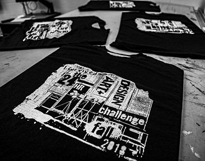 24hr Art+Design T-shirt