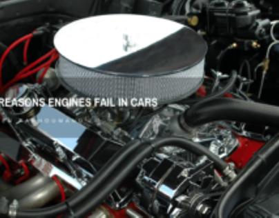 Samir Allen Farhoumand : Top 3 Reasons Engines Fail In