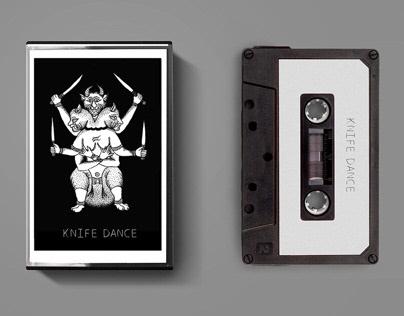 knife dance - album cover
