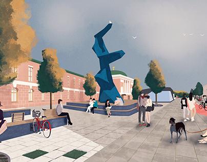 Иллюстрации для «Городских проектов»