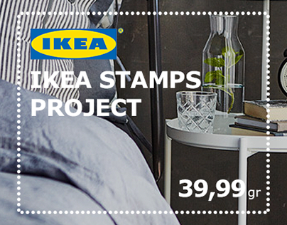 Ikea Stamps Project