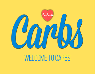 Carbs App - Interfaz