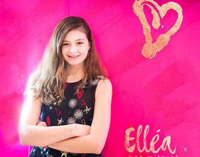 Elléa'a Bat Mitzvah