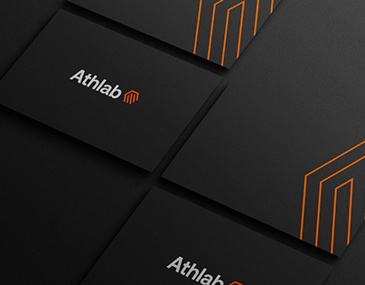 Athlab CBD - Brand identity