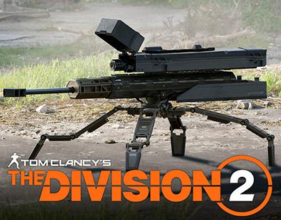 The Division 2 - Concept Design