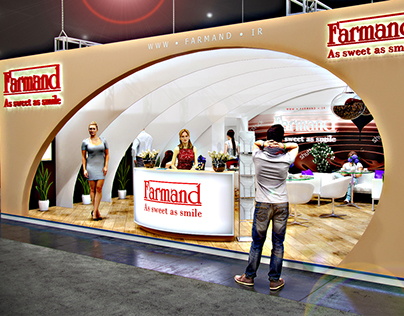 Farmand / Gulfood 2016 / UAE