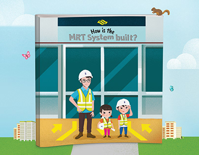 How is the MRT system built?