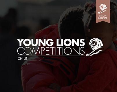Gracias Latinoamérica / Young Lions Media - Bronze