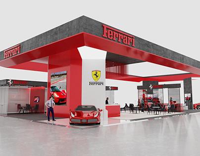*Ferrari* Exhibition Design