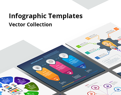 Infographic Vector Templates Collection