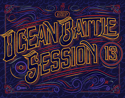 Ocean Battle Session 13