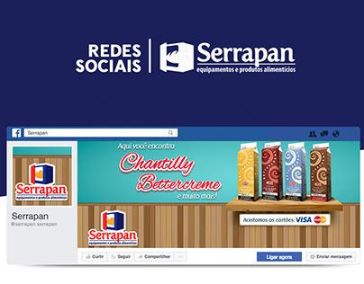 Redes Sociais | Serrapan