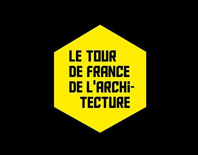 Opération Tour de France de l'Architecture