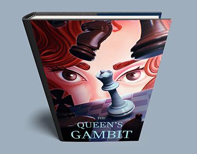 Art Cover Queens Gambit