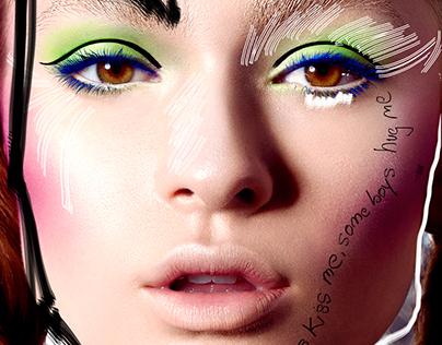 Material Girl for Xander Magazine