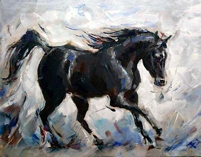 Horse-dance