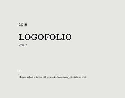 Logofolio 2018, vol. 1