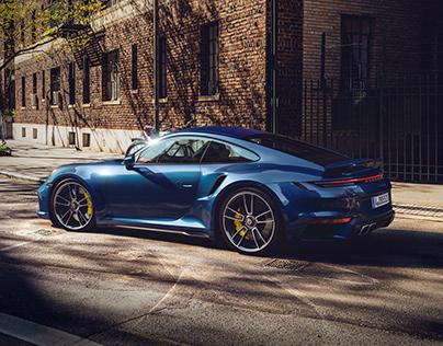 Porsche 911 - CGi