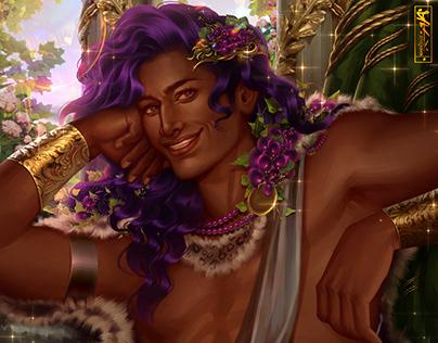Hades: Dionysus