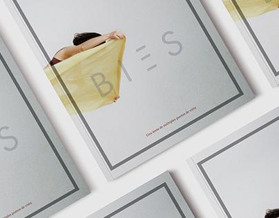 BIES. Diseño Editorial de una revista de Moda