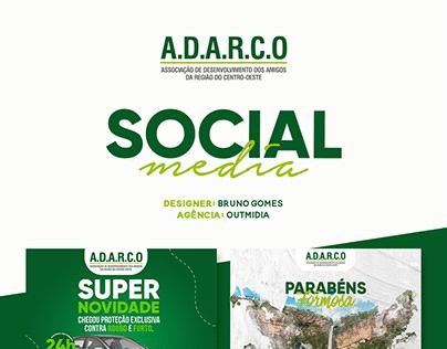 Social Media - Adarco