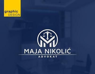 Attorney Logo design 2019