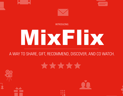 MixFlix. Share Gift Recommend Discover Co Watch Netflix