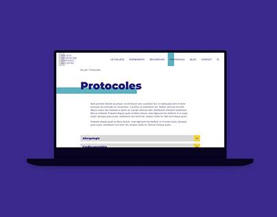 CMUC -web design
