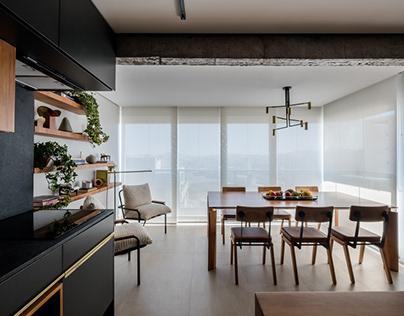 Apartment RJ by RUA 141 + Zalc Arquitetura