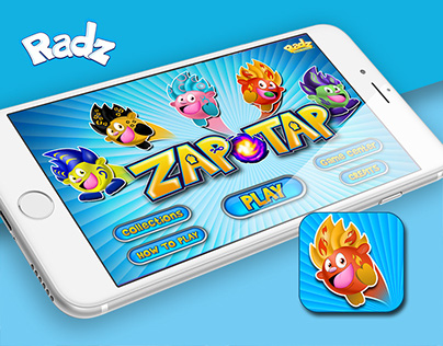 Radz Apps iOS