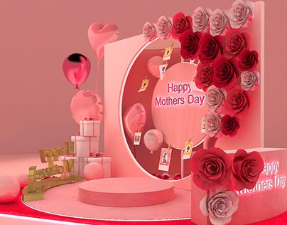 Mushrif Mall Mother's Day Abu Dhabi UAE (2021)