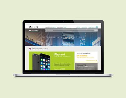 Kirivo Website