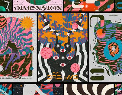 GIG Posters // BM - Vol.02