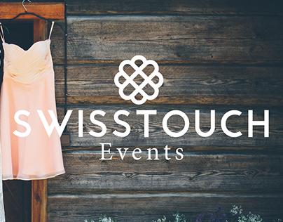 Swisstouch Events Branding
